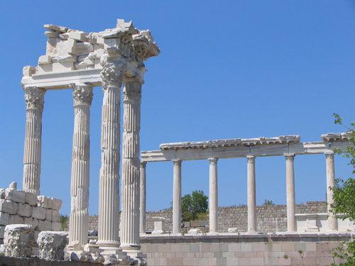 Pergamum-temple