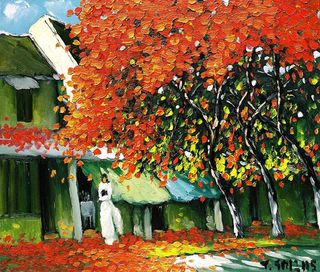 Le thanh son --trees