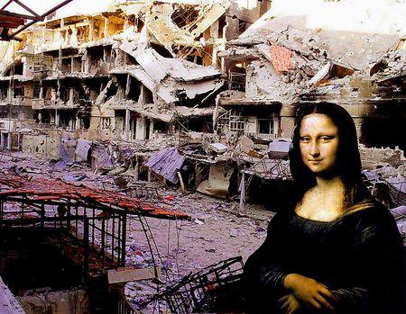 Syrian Artist Tammam Azzam2