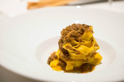 Osteria-francescana-tagliatelle-ragu2