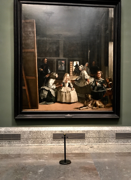 foucault las meninas essay Las meninas: ambiguity between perception and concept: merleau-ponty and foucault  publisher's policy papers  las meninas and the search for self.