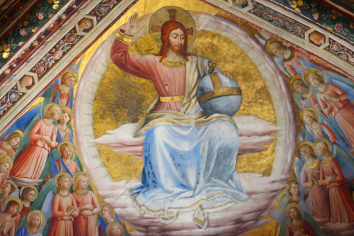 Angelico Christ